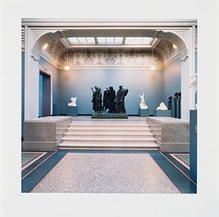 Candida Höfer Ny Carlsberg Glyptotek Copenhagen III, 2000, © VG Bild-Kunst, Bonn 2017