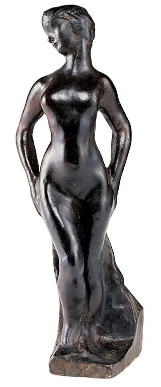 Auguste Rodin, Pomona, um 1886