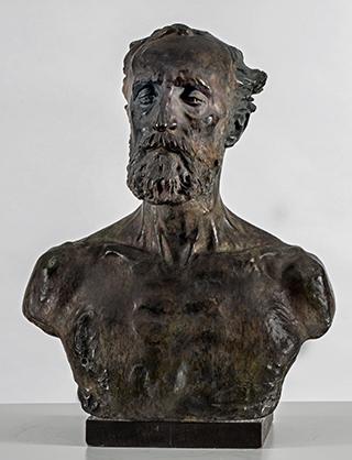 Auguste Rodin, Aimé-Jules Dalou, 1883