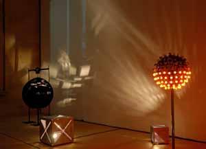 Otto Piene, Salon de lumière (Lichtballet), 1961/98, Kunsthalle Bremen – Der Kunstverein in Bremen, © VG Bild-Kunst, Bonn 2020, Foto: Karen Blindow