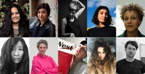 Die nominierten Künstlerinnen und Künstler