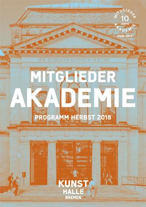 Mitgliederakademie Herbst 2018