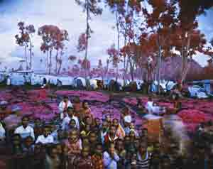 Richard Mosse, Lost Fun Zone, 2012, Courtesy of the artist, Jack Shainman Gallery, New York and carlier | gebauer, Berlin/Madrid