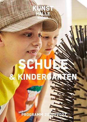 Schule und Kindergarten Programm 2020/2021