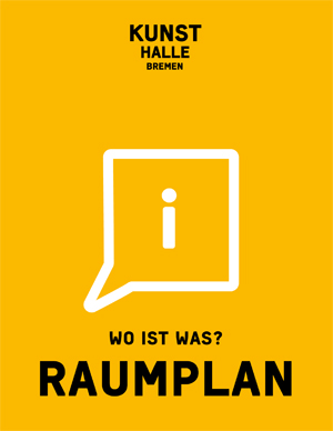 Floor Plan Kunsthalle Bremen (PDF | in German)