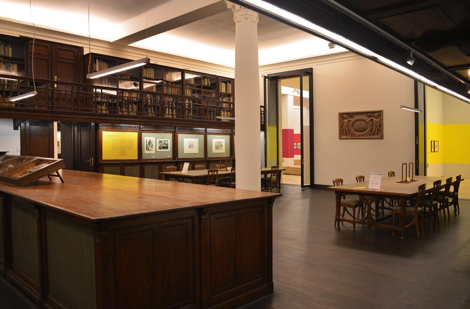 Das Kupferstichkabinett Der Kunsthalle Bremen